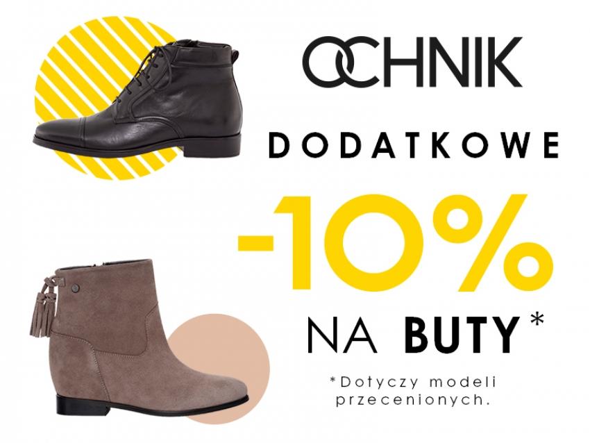 45ec43253ac68 Galeria Solna - OCHNIK  Buty dodatkowe -10%