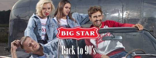 BIG STAR JEANS U.S. Legend