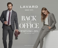 Promocja Back To The Office w Lavard!