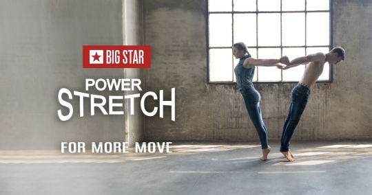 Power Stretch w Big Star!