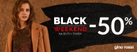 Black Weekend w Gino Rossi!