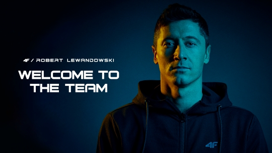 4F x RL9 – Welcome to the team
